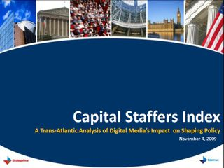 Capital staffers index